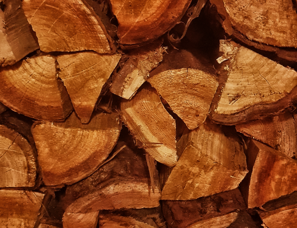 logs new